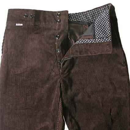 4204a27c591c pantalon paysan velours cotele Indiennes de Nimes